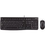 Logitech Desktop MK120 - RU