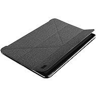 Uniq Yorker Kanvas iPad 10.2 2019 Velvet Mist - Pouzdro na tablet