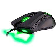 C-TECH Empusa (zelené podsvícení) - Herní myš