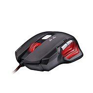 C-TECH GM-01R Akantha (červené podsvícení) - Herní myš