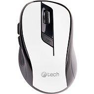 C-TECH WLM-02 bílá - Myš