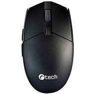C-TECH WLM-06S Silent Click, Black-Graphite