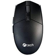 C-TECH WLM-06S Silent Click, černo-grafitová - Myš