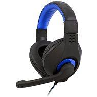 C-TECH NEMESIS V2 GHS-14 (černo-modrá) - Herní sluchátka