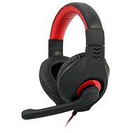 C-TECH NEMESIS V2 GHS-14 (černo-červená) - Herní sluchátka