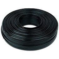 Gembird kabel telefonní 100m černý - Telefonní kabel