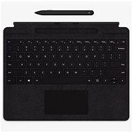 Microsoft Surface X Keyboard ENG + Pen - Klávesnice