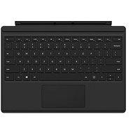 Surface Pro 4 Type Cover Black - Klávesnice