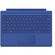 Surface Pro 4 Type Cover Blue - Klávesnice