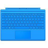 Surface Pro Type Cover Bright Blue - Klávesnice