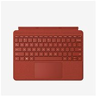 Microsoft Surface Go Type Cover Poppy Red ENG - Klávesnice