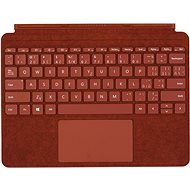 Microsoft Surface Go Type Cover Poppy Red CZ/SK
