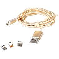 MCX 014 gold + pouzdro EVA - Datový kabel