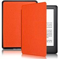 B-SAFE Lock 1288 for Amazon Kindle 2019, orange - E-book Reader Case