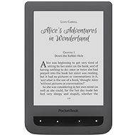 PocketBook 625 Basic Touch 2 šedý - Elektronická čtečka knih