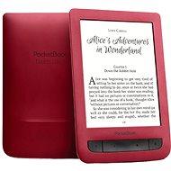 PocketBook 626(2) Touch Lux 3 červený - Elektronická čtečka knih