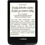 PocketBook 627 Touch Lux 4 Obsidian black - Elektronická čtečka knih