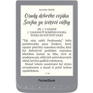 PocketBook 627 Touch Lux 4 Silver - E-book Reader