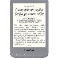PocketBook 627 Touch Lux 4 Silver - Elektronická čtečka knih