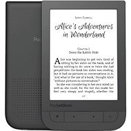 PocketBook Touch HD (PB 631) černý - Elektronická čtečka knih