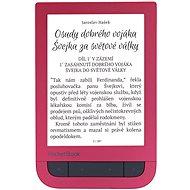 PocketBook 631(2) Touch HD 2 červený - Elektronická čtečka knih