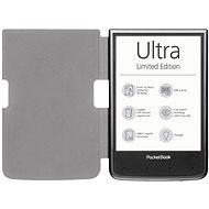 PocketBook 650 Ultra šedá Limitovaná edice + magnetické pouzdro - Elektronická čtečka knih