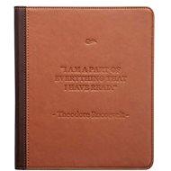 PocketBook Cover 840 hnědé - Pouzdro na čtečku knih