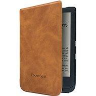 PocketBook WPUC-627-S-LB Shell Hnědé - Pouzdro na čtečku knih