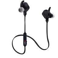 C-TECH SHS-05  černo-grafitová - Bezdrátová sluchátka