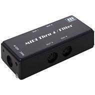 MIDITECH MIDI thru 4 Filter