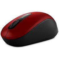 Microsoft Bluetooth Mobile Mouse 3600 Dark Red