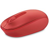 Microsoft Wireless Mobile Mouse 1850 Flame Red - Myš