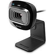 Microsoft LifeCam HD-3000 Black - Webcam