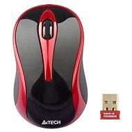 A4tech G3-280N-2 V-Track černo-červená - Myš