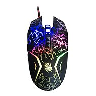 A4tech Bloody N50 Neon black with neon backlight - Gaming mouse