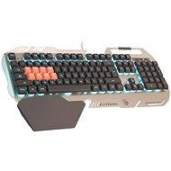 A4tech Bloody B418 CZ - Herní klávesnice