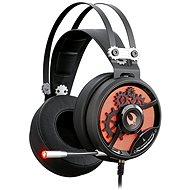 A4tech Bloody M660 červeno-černá - Herní sluchátka