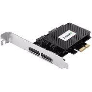 EVOLVEO 2x eSATA & 2x SATA III PCIe, rozšiřující karta - Rozšiřující karta