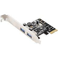 EVOLVEO 2x USB 3.2 Gen 1 PCIe, rozšiřující karta - Rozšiřující karta
