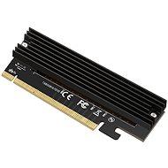EVOLVEO NVMe PCIe x16, rozšiřující karta - Rozšiřující karta