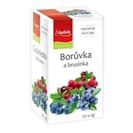 Apotheke PREMIER Blueberry and Cranberry tea 20 x 2g - Tea
