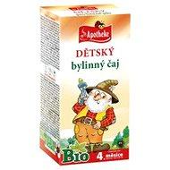 Apotheke CHILDREN'S ORGANIC TEA Herbal 20 x 1,5g - Children's Tea