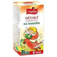 Apotheke Children's TEA BIO for Immunity 20 x 1,5g - Children's Tea