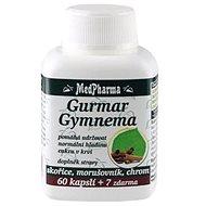 MedPharma Gurmar Gymnema - 67 kps. - Doplněk stravy