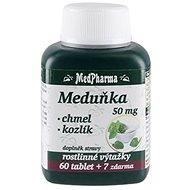 Meduňka 50 mg + Chmel + Kozlík - 67 tbl.  - Doplněk stravy