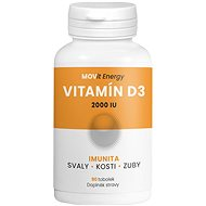 MOVit Vitamin D3 2000 I.U., 50 ucg, 90 tobolek