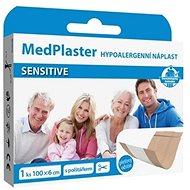 MPH-5234 MedPlaster Náplast SENSITIVE 1ks 100x6cm - Náplast