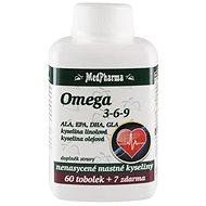 MedPharma Omega 3-6-9 - 67 tob. - Omega 3