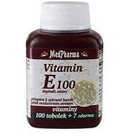Vitamin E 100 - 107 Capsules - Vitamin E