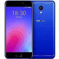Meizu M6 3/32GB modrá - Mobilní telefon